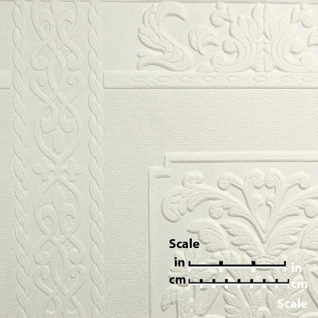 Anaglypta - Luxury Vinyl, Rococo