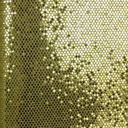 Reflective Gold Sequins