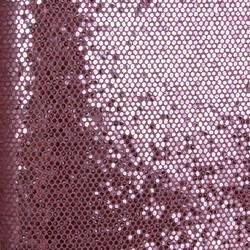 Reflective Pink Sequins