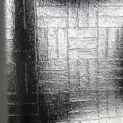 Silver Tile Foil