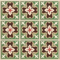 Sofia - Tile Wallpaper