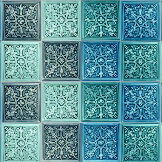 Isabella - Tile Wallpaper