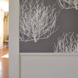 Tumbleweed, Grey Silhouette - Genevieve White Carter