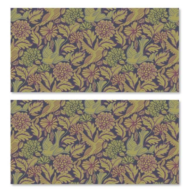 Birdsong, Majesty - Wallpaper Tiles