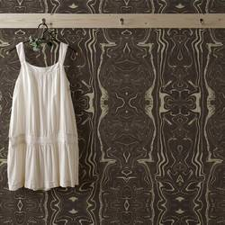 Warble, Mud - Wallpaper Tiles