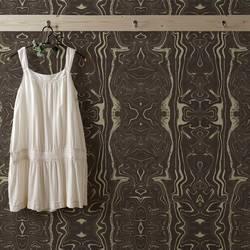 Warble, Mud - Wallpaper Tiles