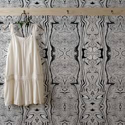 Warble, Smudge - Wallpaper Tiles