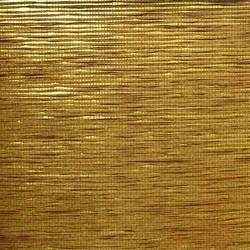 Brown Striped Paper Weave on Gold - WND209