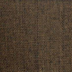 Brown and Black Paper Weave on Black - WND214