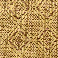 Light Brown Diamond Paper Weave - WND221
