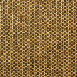 Caramel and Brown Paper Weave - WND223