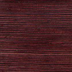 Maroon on Black Heavy Jute- WND258