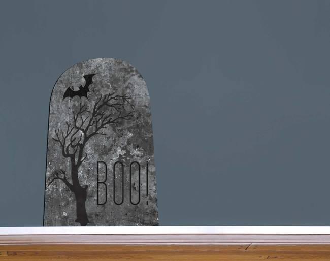 Boo - Halloween Wall Decal