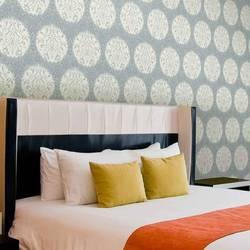Eden, Winter Green - Wallpaper Tiles