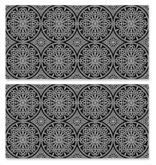 Tatted Lace, Doily - Wallpaper Tiles