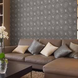 Orbs, Winter - Wallpaper Tiles