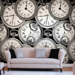 Pocket Watches - Wallpaper Tiles