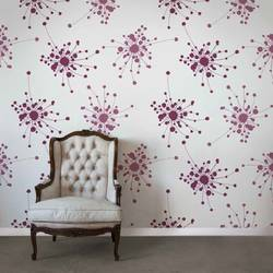 Pollen, Carnation - Wallpaper Tiles