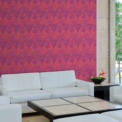 Vernazza, Flamingo - Wallpaper Tiles