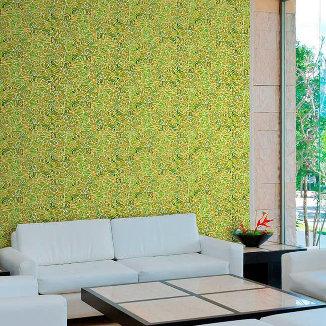 Parcel, Meadow - Wallpaper Tiles