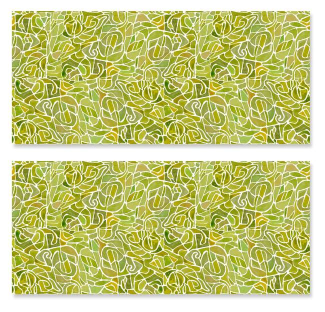 Parcel, Meadow - Wallpaper Tiles