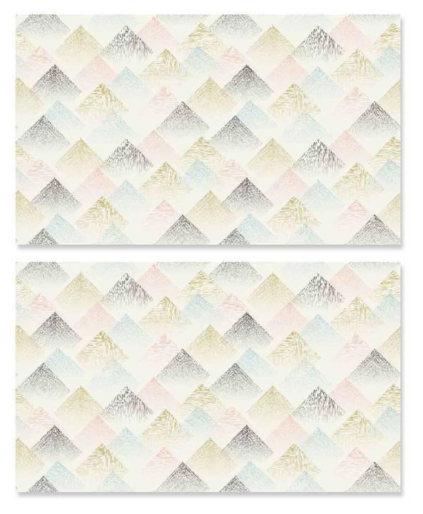 Peak, Dew - Wallpaper Tiles