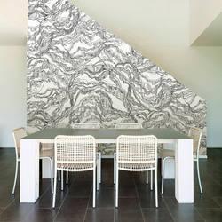 Shale, Ink - Wallpaper Tiles