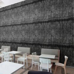 Thatch, Coal - Wallpaper Tiles