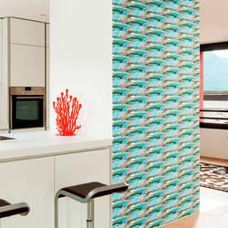 Pamukkale, Lagoon - Wallpaper Tiles