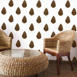 Pine Cones - Wall Decal