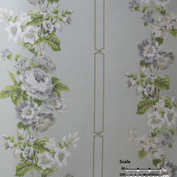 Light Grey Green Floral EG1276 St. Regis Collection