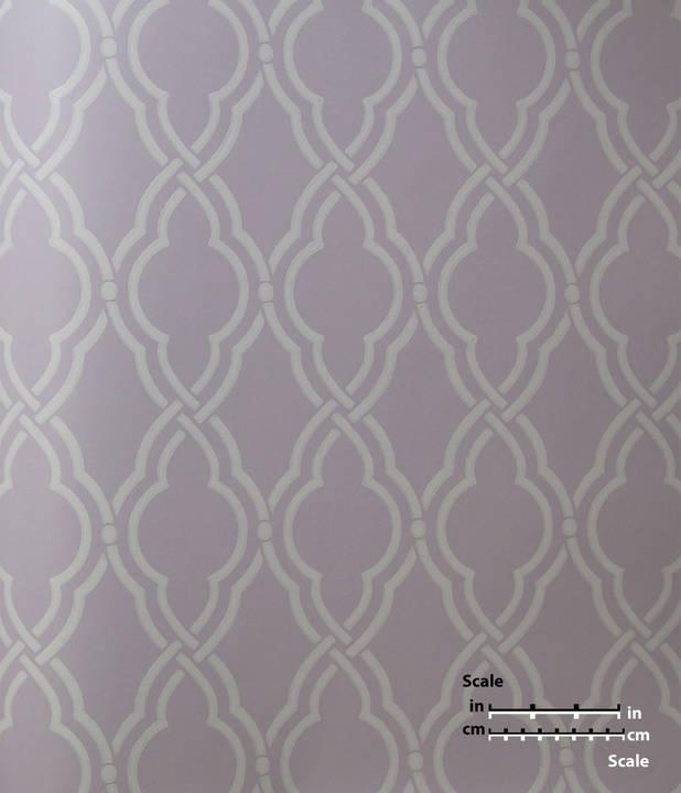 Light Faint Purple EG1267 St. Regis Collection