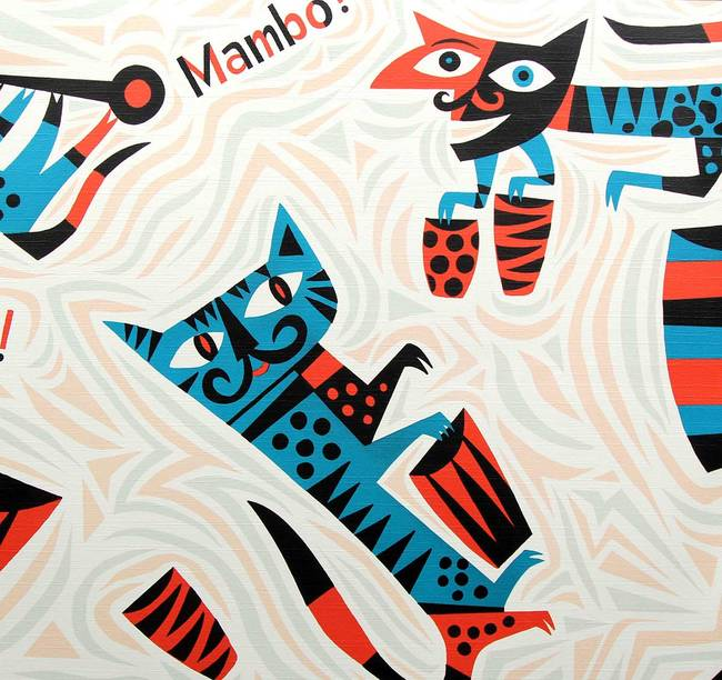 Mambo For Cats - Palisades