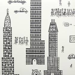 Manhattan - Charcoal - Topeka