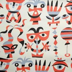 Mardis Gras - Artist Canvas