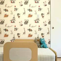 Circus - Jim Flora Wallpaper Tiles