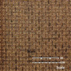 Almond Brown Cross Hatch - NL427