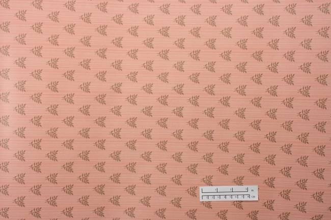 Traditional floral wallpaper: PR-0228