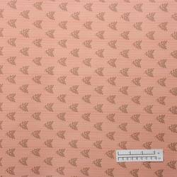 Traditional floral wallpaper: PR-0228