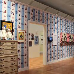 Dream Reality - Gary Baseman Wallpaper Tiles