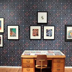 Play Time - Gary Baseman Wallpaper Tiles
