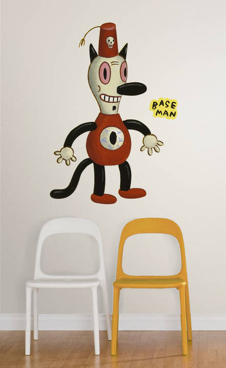 Toby - Gary Baseman - Wall Decal