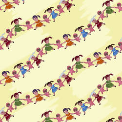 Giggle Pop - Gary Baseman Wallpaper