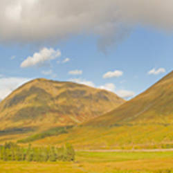 Beinn Dorain and Glen Lyon, Highlands Region, Scotland
