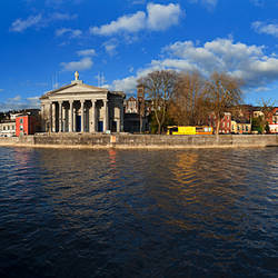 St Mary's Church beside the River Lee, Cork City, Ireland