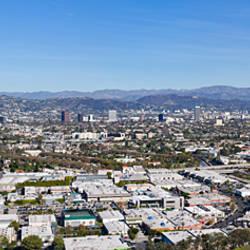 Buildings in an industrial district, Hayden Tract, Culver City, Los Angeles County, California, USA