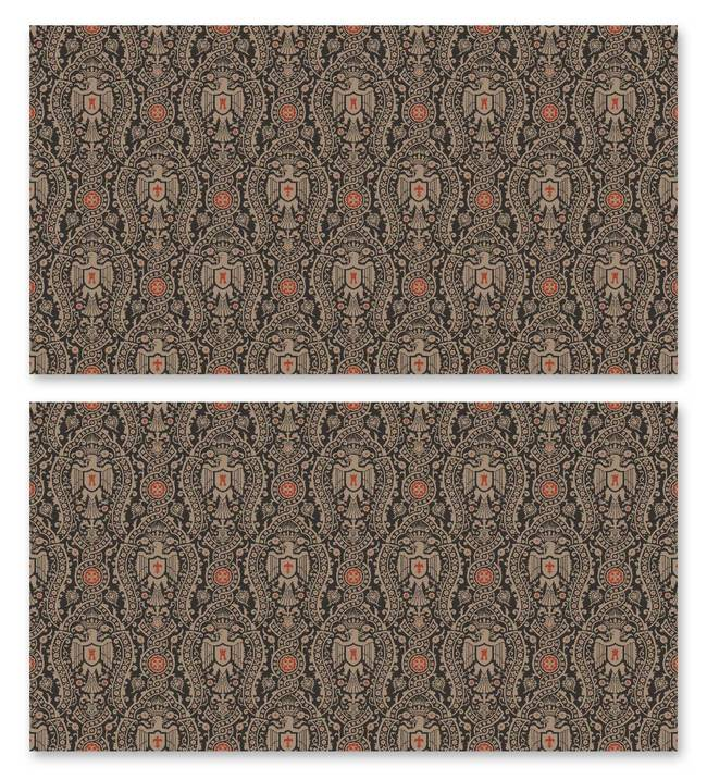 Damask - Michael Uhlenkott Wallpaper Tiles