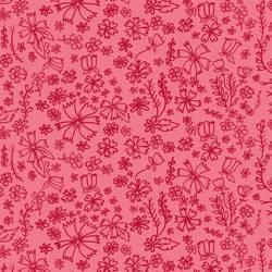 Flower Doodle, Valentine