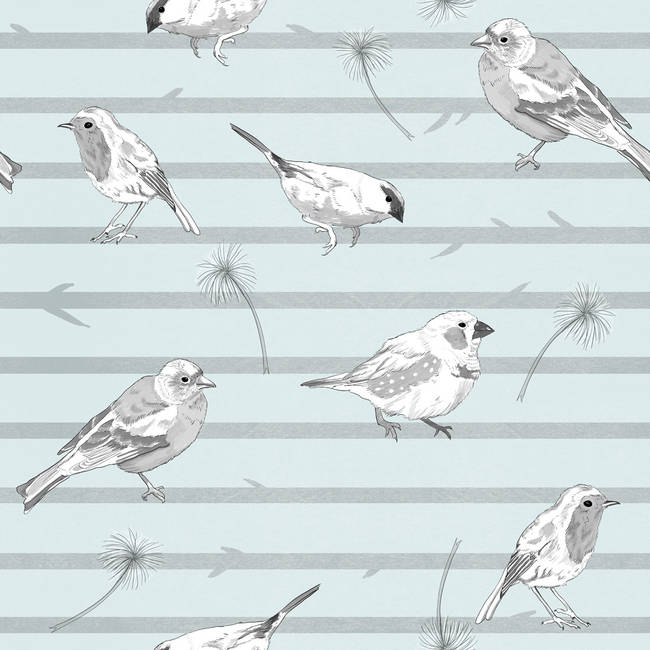 Birds and Stripes