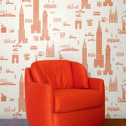 Manhattan - Orange